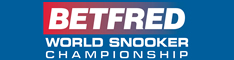 Betfred World Championship 2019 Qualifiers