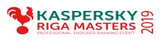 Kaspersky Riga Masters 2019 Qualifiers