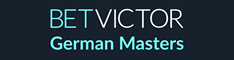 BetVictor German Masters 2020